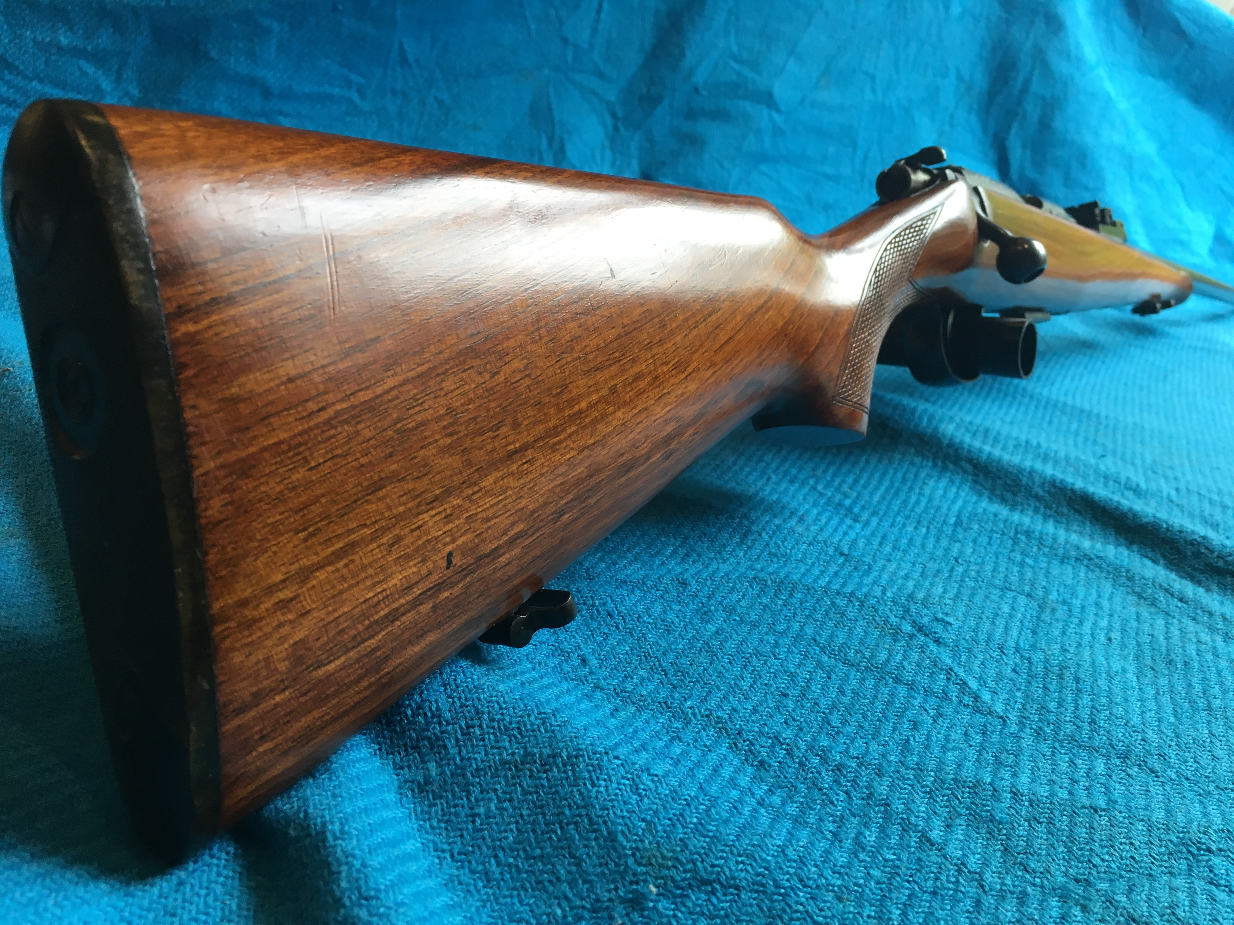 BRNO Model 2  22lr rifle complete with open sights